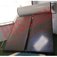 Best Integrated Pressurized Flat Plate Collector Solar Water Heater Copper Aluminum Material wholesale