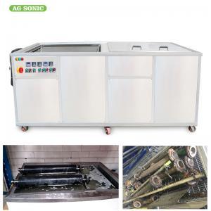 Best Industrial Aerospace Parts Arge Capacity Ultrasonic Cleaner 960L 7200 Watt 28/40KHz wholesale