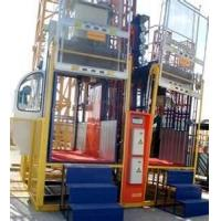 China customized Hydraulic building lift shaft construction elevator rack and pinion lifts on sale
