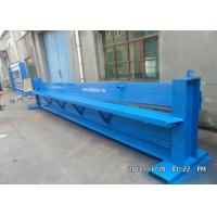 Best Steel Sheet Hydraulic Cutting Machine 1mm PPGI Galvanized Metal Color wholesale