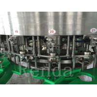 China Full Automatic Wine Bottle Beer Filling Machine For Beer Canning / Bottle Packaging on sale
