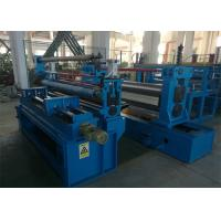 Best Simple Hydraulic Steel Sheet Slitting Machine For Carbon And Galvanized wholesale