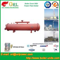 Best Low Pressure Boiler Mud Drum CFB Boiler Spare Part ASTM Certification wholesale