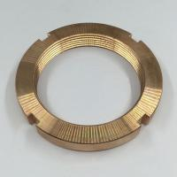 China Equipment CNC Turning Copper Tube Services High Yield Strength Low Elongation on sale