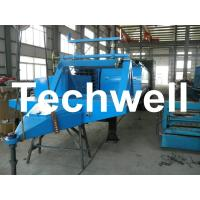 Best Electric Control Trailer Mounted K Span Roll Forming Machine For Arched Roof Panel wholesale
