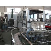 High Speed 20L Bottle Filling Machine 1200BPH With CE ISO for Drinking Water