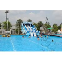 China Factory price with discounting commercial grade inflatable water slides,gaint inlatable water slide on sale