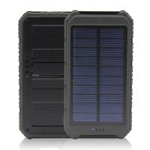 Compact External Battery Charger Backup Power Bank Waterproof