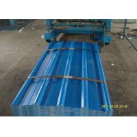 Best PE Coated Galvanized Steel Roofing Corrugated Steel Sheets Used For Building wholesale