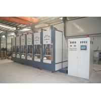 Cheap 8 Stations Shoe Sole Making Machine Production Line For EVA Slipper / Sandals / for sale