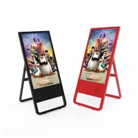 Buy cheap Interactive kiosk Queue management Kiosk with touch screen self service check in from wholesalers