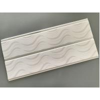 Best Water Resistant Bathroom Wall Panels Convenient Installation / Disassembly wholesale