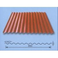 Best Industrial Waterproof Prefabricated Roofing Sheets , Metal Building Wall Panels System wholesale