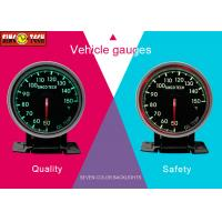 Buy cheap Rally Car Oil Temp Gauge ABS / Aluminum Material 50 - 150 ℃ With Frame from wholesalers