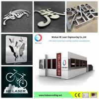 Quality 300w 500w Fiber Steel Laser Cutting Machine For Stainless Steel And Carbon Steel wholesale