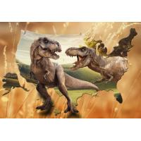 Best Lifelike Animal Dinosaur 3D Lenticular Postcard 12x17cm Customized Theme Pictures wholesale