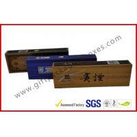 Best Elegant Colorful Printed E Cigarette / Cigar Gift Box  , Custom Rigid Board Tobacco Gift Packages wholesale