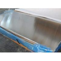 Best Low Strength 5052 Aluminium Plate , Aluminum Alloy 5052 Good Cold Working Property wholesale