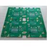 Buy cheap IPC Class 3 4 layers 1.6mm Immersion Gold 2u