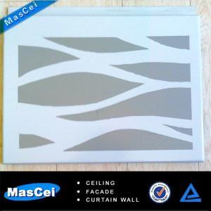 Best New Pop Aluminum Ceiling Designs wholesale