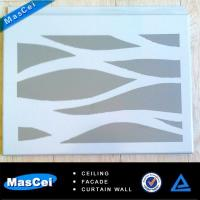 Buy cheap Aluminum Ceiling Tiles and Aluminium Ceiling for Aluminium Ceiling Plain White from wholesalers
