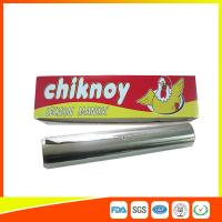 Best Eco Friendly Aluminium Foil Roll For Food Packaging Heat Resistant wholesale
