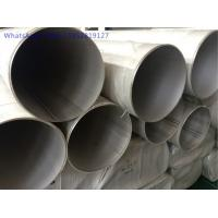 Quality TP316L / TP316 Dual Stainless Steel Welded Tube ASTM A312 Stainless Steel Welded Pipe wholesale
