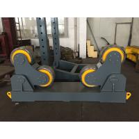 Best 60 Ton Self Aligning Welding Pipe Rollers VFD Control For Pressure Vessel Fabricate wholesale