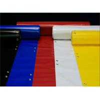 Best Coloured Polypropylene Cloth , PP Synthetic Paper For Advertising Banner wholesale