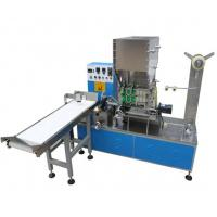 Best Single Drinking Straw Packing Machine With 2 Colors Printed , Low Noise wholesale