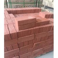 Best Red Solid Clay Brick With Antique Brick Face For House Building Wall Construction 210 x 100 x 65 mm wholesale