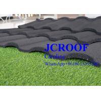 Best Anti-corrossion 0.4mm aluminium-zinc Korea stone roof Corrugated Metal Roofing Sheets with free sample wholesale
