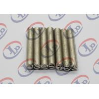 Best Full Thread Screw Metal Machined Parts Lathe Turning 303 Stainless Steel wholesale