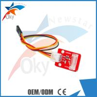 Details of knock sensors for arduino with red pcb board