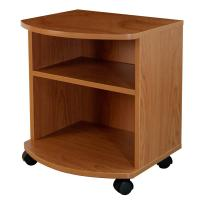 Buy cheap Movable Bedroom Night Stands Particle Board , Contemporary Bedside Tables For Tighter Spaces from wholesalers