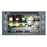 China Digital A2DP Car Stereo Automobile DVD Players With Sirf Star III GPS on sale
