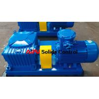 Best Horizontal mud agitator used in drilling mud system for sale at Aipu solids wholesale