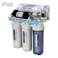 China Plastic Material Reverse Osmosis Water Purifier Kitchen / Apartment Application on sale