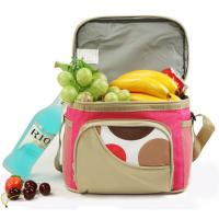 Best Brown School Kids Lunch Bags / Thermal Personalized Toddler Lunch Bag wholesale