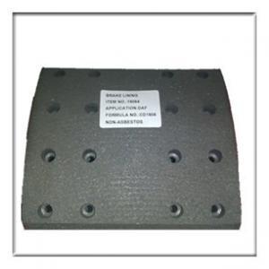 Best truck brake lining,drum brake lining WVA19064, brake parts,brake liner,brake blocks wholesale