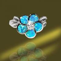Buy cheap 925 Opal Jewelry Pendant with Amethyst (PSB2346) from wholesalers