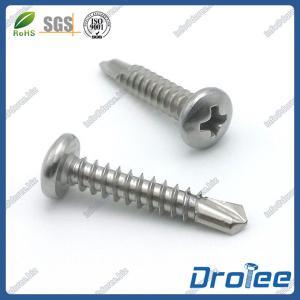 Stainless Steel 304 Philips Pan Head Self Drilling Screws
