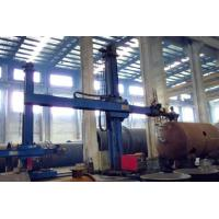 China Industrial Automatic Welding Equipment With Welding Rotator And Welding Positioner on sale