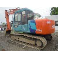 Best EX120-3  Hitachi Used Construction Machinery 11793kg Weight Year 1996 wholesale