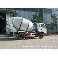 Best Huyndai Nanjun Industrial Concrete Mixer Truck 6cbm 6120 X 2200 X 2600mm wholesale