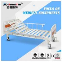 Best Single Crank One Function Manual Hospital Patient Bed , Manual Adjustable Bed wholesale