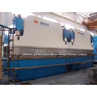Best CNC Tandem Servo Electric Press Brake Forming 10000KN Pressure wholesale