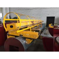 Best Yellow Painting 4040 Pipe Welding Equipment Moving And Revolve For Pressure Vessel wholesale