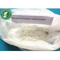 Buy cheap 99% Steroid Powder Stanozolol Winstrol For Fat Loss CAS 10148-03-8 from wholesalers