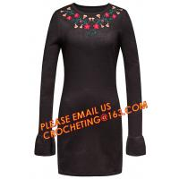 Best China factory wholesale low price fashion party dress, Excellent quality crazy selling sexy sweater maxi dress wholesale